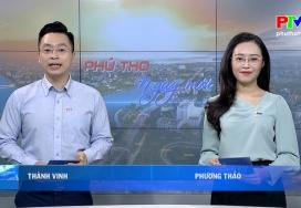 Phú Thọ ngày mới ngày 24-7-2021