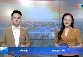 Phú Thọ ngày mới ngày 22-9-2021