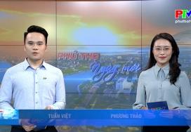 Phú Thọ ngày mới ngày 9-4-2021