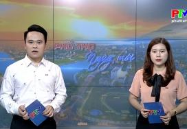 Phú Thọ ngày mới ngày 1-4-2021
