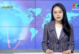 Bản tin quốc tế 11h45 ngày 28-3-2020