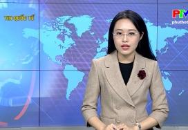 Bản tin quốc tế 18h45 ngày 14-1-2020