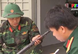 Quốc phòng trên đất Tổ - Đào tạo, xây dựng lực lượng dự bị động viên