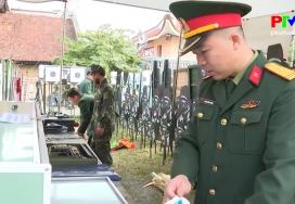 Quốc phòng đất Tổ: Sẵn sàng cho ngày hội tòng quân