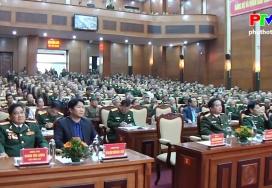 Quốc phòng trên đất Tổ - LLVT Tỉnh phát huy truyền thống quân đội anh hùng