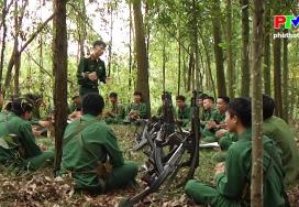 Quốc phòng trên đất Tổ - Phát huy vai trò LLVT trong công tác dân vận