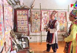 Sắc màu Tây Bắc - Về Nga Hoàng vui tết nhảy của người Dao