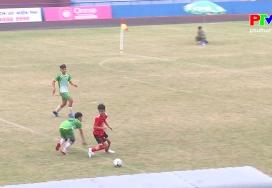 Sôi động giải bóng đá Thiếu niên, Nhi đồng Cúp Truyền hình Phú Thọ - VNPT