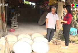 Sản phẩm từ làng - Mỳ gạo Vụ Quang