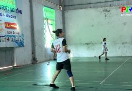 Vận động viên nữ tiêu biểu của thể thao Phú Thọ