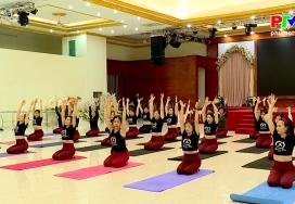 Yoga - Môn thể thao của mọi lứa tuổi