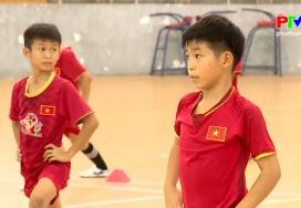 Bóng đá nhi đồng Phú Thọ sau giải toàn quốc