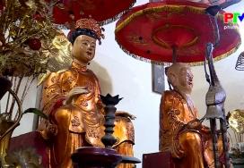 Thiên Cổ Miếu và câu chuyện dạy học thời Hùng Vương