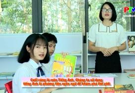 Vui học tiếng Anh: Từ vựng cho bé yêu