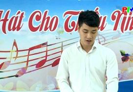 Dạy hát thiếu nhi: Hoa thơm dâng Bác