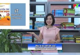 Vui học tiếng Anh: Môn học