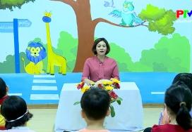 Câu chuyện tuổi thơ: Sự tích hoa cúc Vạn thọ