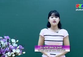 Vui học tiếng Anh: Các vấn đề về sức khỏe