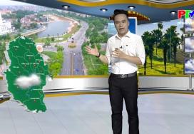 Dự báo thời tiết ngày 30-8-2019