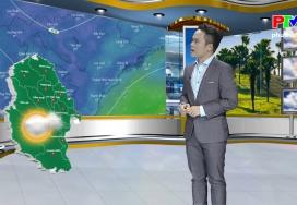 Dự báo thời tiết ngày 10-11-2019