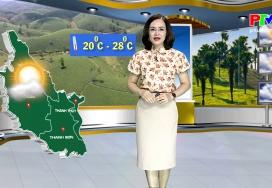 Dự báo thời tiết ngày 10-10-2020