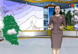 Dự báo thời tiết ngày 11-1-2020