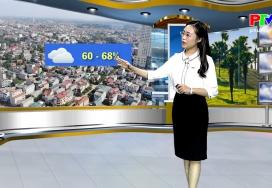 Dự báo thời tiết ngày 11-8-2020