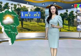 Dự báo thời tiết ngày 12-7-2021