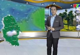 Dự báo thời tiết ngày 20-10-2019