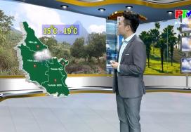 Dự báo thời tiết ngày 20-1-2020