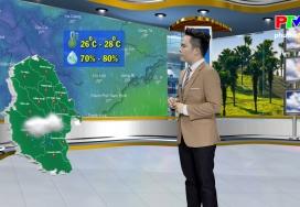 Dự báo thời tiết ngày 21-3-2020