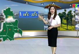 Dự báo thời tiết ngày 21-10-2021