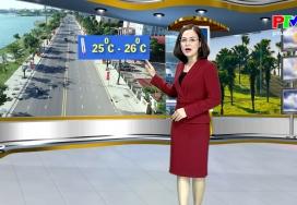 Dự báo thời tiết ngày 25-10-2020
