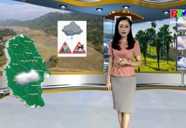 Dự báo thời tiết ngày 25-5-2020