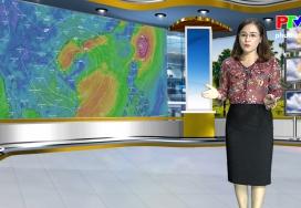 Dự báo thời tiết ngày 3-9-2019