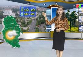 Dự báo thời tiết ngày 30-9-2019