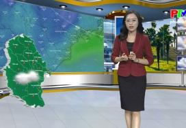 Dự báo thời tiết ngày 30-11-2019