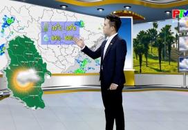 Dự báo thời tiết ngày 31-5-2021