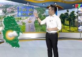 Dự báo thời tiết ngày 5-9-2019