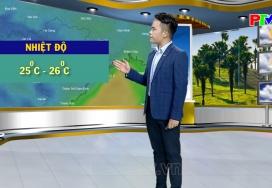 Dự báo thời tiết ngày 5-10-2021