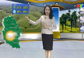 Dự báo thời tiết ngày 9-12-2019
