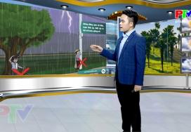 Dự báo thời tiết ngày 9-8-2021