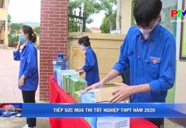 Tiếp sức mùa thi tốt nghiệp THPT năm 2020