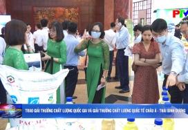 Trao giải thưởng chất lượng Quốc gia và giải thưởng Chất lượng quốc tế Châu Á - Thái Bình Dương