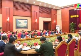 Báo cáo dự thảo văn kiện đại hội Đảng bộ tỉnh lần thứ XIX