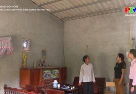 Tín dụng ưu đãi góp phần giảm nghèo tại Phú Thọ