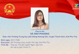 Chương trình hành động của bà Hà Ánh Phượng