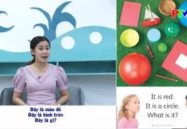 Vui học tiếng Anh - Một ngày cùng em bé