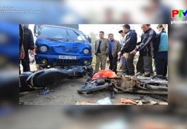 Tưởng niệm nạn nhân tai nạn giao thông