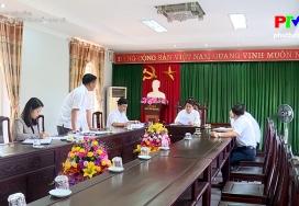 Văn phòng với công tác chuẩn bị đại hội
